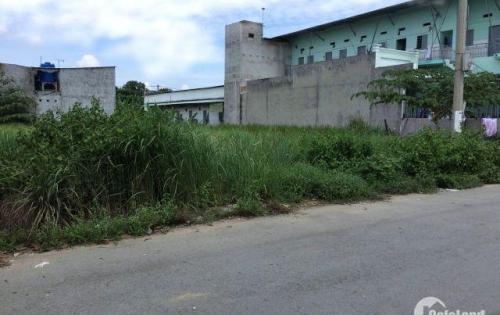 Bán đất ngay HL2 xã Tân Phú Trung, gần ngã tư bàu đá, DT 105m2 sổ hồng riêng công chứng ngay