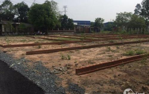 Đất nền thổ cư đường 96 giao với Nguyễn Thị Lắng, có sổ hồng riêng từng lô, giá chỉ 890 triệu