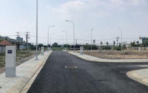 Đất Củ Chi SHR, Mặt tiền đường 20m chỉ 650tr/nền, Sinh lợi 6% trong 3 Tháng.