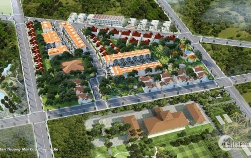 Mở bán khu dân cư Thịnh Vượng 2 Residence Củ Chi giá chỉ 13,5 tr/m2