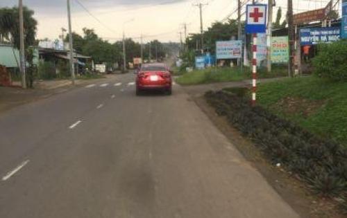 Bán đất đối diện KCN cơ khí ô tô Samco, xã Hòa Phú, Củ Chi, SHR, XDTD. Thổ cư 100%