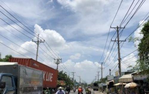Bán đất Mặt tiền Nguyễn Thị Lắng ,TÂn phú trung ,Củ chi,1ty3 1 nền thổ cư 100%,0355126267 LH tư vấn