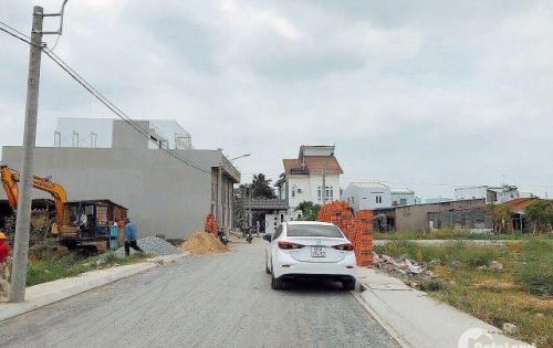 Chính thức mở bán 15 nền đất thổ cư 100% mặt tiền Nguyễn Thị Lắng -xã Tân Phú Trung -Củ Chi-TP.HCM