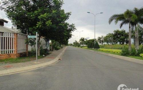 Sang gấp lô đất Nguyễn Thị Sóc Hóc Môn giá 910tr cực mềm. SHR. Bao ra sổ + giấy phép xây dựng.