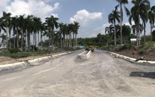 Ngân Hàng BIDV Thanh Lý Nhanh Lô Đất Đẹp Ven Đường Song Hành