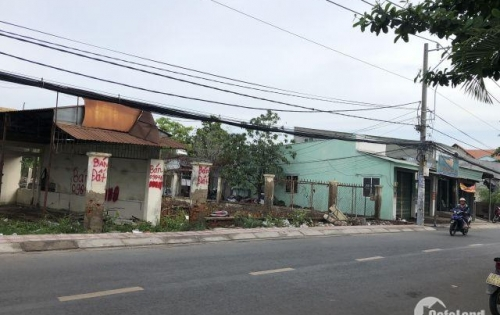 Đất mặt tiền Lê Văn Lương giá 27tr/m2 DT: 160m2, ShR