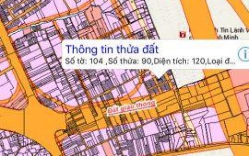 Định cư nước ngoài cần bán gấp đất mặt tiền sát chợ Phước Thái