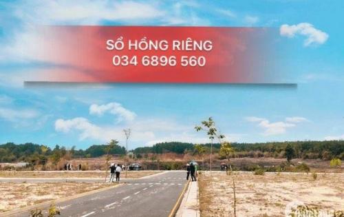 Chỉ 360tr sở hữu nền 100m2 ngay TT Long Thành, thổ cư 100%, Sổ riêng.