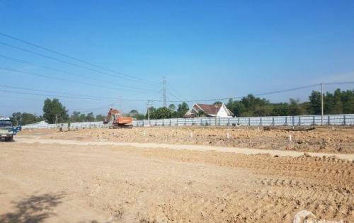 Dự án lớn nhất thị trấn Long Thành giá chỉ từ 16tr/m2, thanh toán 800tr (50%).