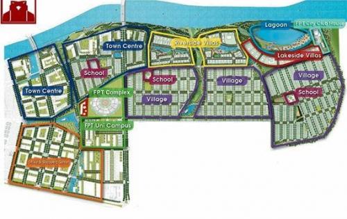 Qũy đất cuối cùng kề sông, giáp biển Đà Nẵng - khu đô thị giai đoạn 2 có sự khác biệt gì ?