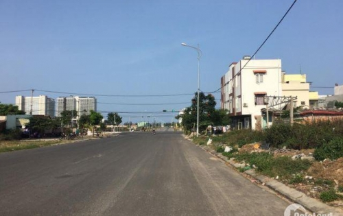 Cần bán đất mặt tiền đường Nguyễn Khắc Vện - Bãi tắm Sơn Thủy