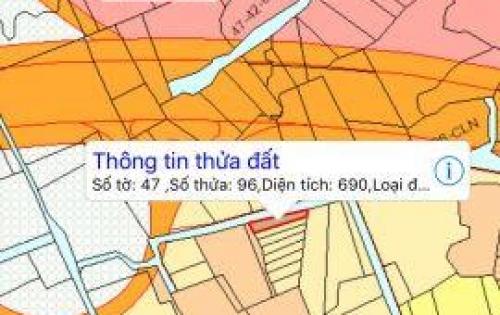 đất SHR 500m2 tại phước khánh nhơn trạch đồng nai