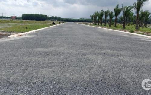 Bán đất nền Phú Hội, Nhơn Trạch, Đồng Nai, mặt tiền đường 25C gần trung tâm hành chính Nhơn Trạch