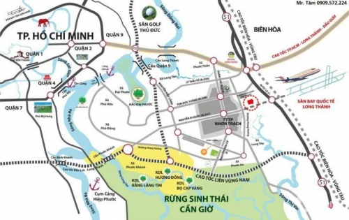 Dự án Tiến Lộc Garden HOT nhất khu vực Nhơn Trạch chính thức vào giai đoạn mở bán