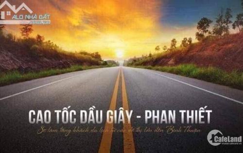 LIỀN KỀ SÂN BAY PHAN THIẾT CHƯA ĐẾN 1TR/M2