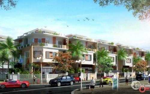 Dự án TMS Grand City Phúc Yên-Vĩnh Phúc Shophouse mặt phố kinh doanh sầm uất