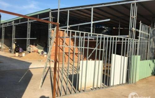 Cần bán khu đất rộng hơn 800m2 đã có xưởng và kiot Thạnh Lộc, Q12.