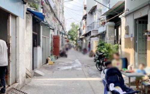 Bán gấp lô đất hẻm 60 Lâm Văn Bền quận 7 (có nhà trọ).