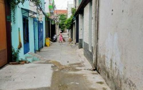 Bán lô đất (có phòng trọ) hẻm 60 Lâm Văn Bền Quận 7