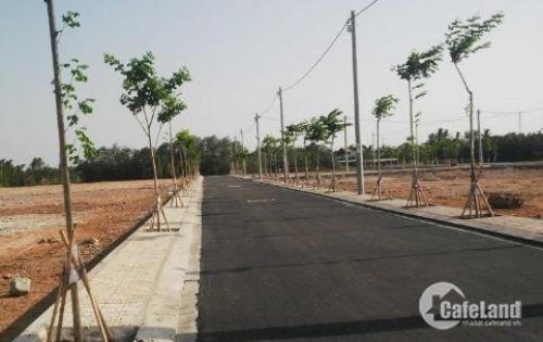 Cần bán nhanh nền đất ngay đường Nguyễn Xiễn, Q9, SHR, có CSHT, xdtd.