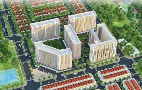 Căn hộ giá rẻ Bình Tân, full nội thất cơ bản chỉ 1.5 tỷ, 63m2, 2PN,2WC