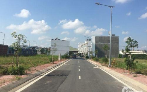 16 lô đất Khu Tái Định Cư gần BV Bình Tân. 980tr/nền SHR