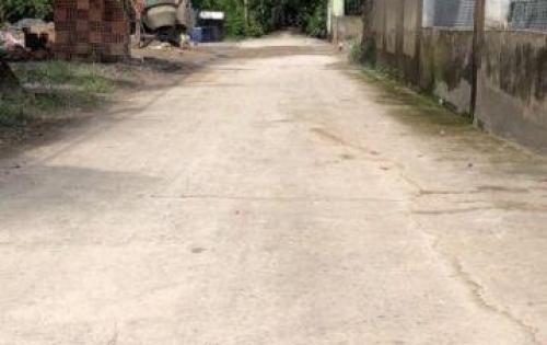 Bán đất hẻm 76 đường Lê Văn Chí, phường Linh Trung, đường 8m có vỉa hè, 60m2, hai mặt tiền