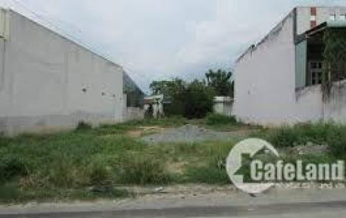 Bán lô đất mặt tiền đường Lê Văn Chí, Linh Trung, quận Thủ Đức, sổ hồng riêng, dân cư hiện hữu.