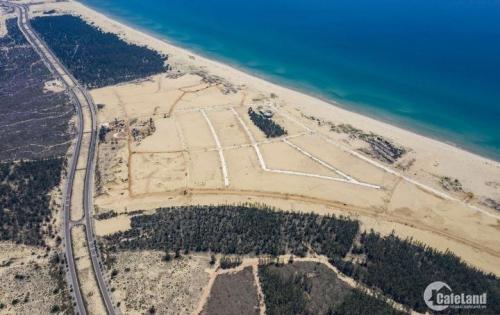 Cơ hội sở hữu đất nền mặt biển Quy Nhơn, sổ đỏ lâu dài, giá 1.39 tỷ.