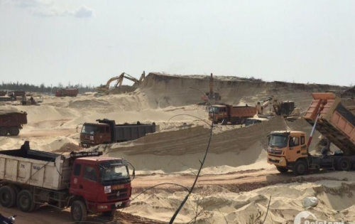 Mở bán dự án đất nền khu vực ven biển Quy Nhơn, view đẹp, giá tốt.