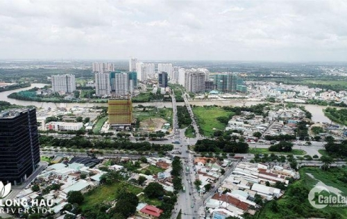 Chính thức mở bán đợt 1 KDC cao cấp Phúc Long Dvilla Centa chỉ 920tr/nền (TP.Tân An - Long An)