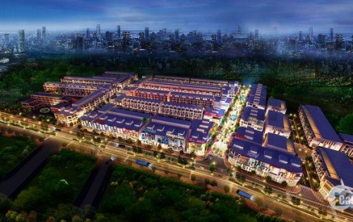 đầu tư dự án có 1 không 2 tại trung tâm Phú Mỹ LIC CITY
