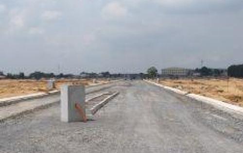 Đất dự án sổ  đỏ chợ Vĩnh Tân , KCN Vsip2 , KDC Nam Tân Uyên 400tr/ nền