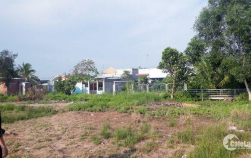 Bán nhanh lô đất chính chủ ngay Trung Tâm Thị Trấn Thủ Thừa, Long An