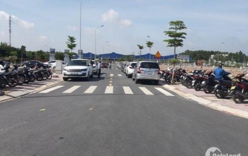 Đất Thuận An thổ cư 100% (xây dựng tự do), Nằm trong khu dân cư đông đúc