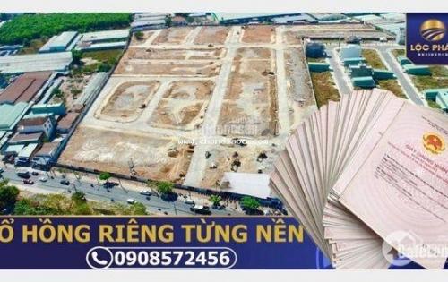 Cần bán gấp đất nền mặt tiền tại Thuận An, hiện chỉ còn hơn 100 lô