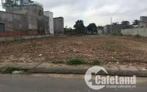 Tôi cần bán lô đất ngay cầu Ông Bố Thuận An, Chỉ 5tr/m2 sổ riêng, khu dân đông