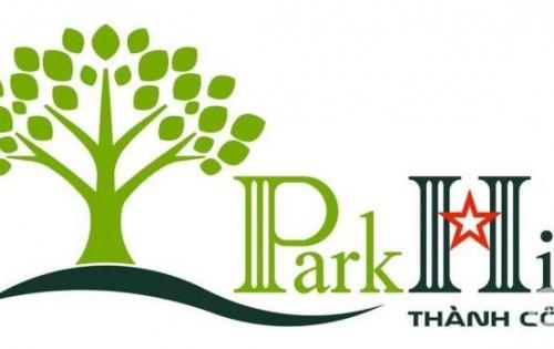 Khu đô thị Xanh Park Hill Thành Công, quà tặng 60tr, giá từ 8.5tr/m2