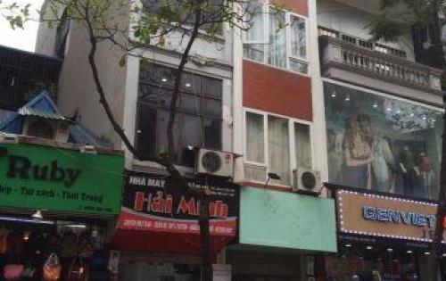 Nhà mặt phố Đội Cấn, DT 43m2 MT 3,2m. Cần tiền bán gấp