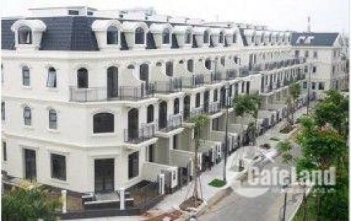 Mở bán lô biệt thự, nhà phố - Dự án hoàn thành công trình nhà ở đầu tiên ngay KDC Gò Đen
