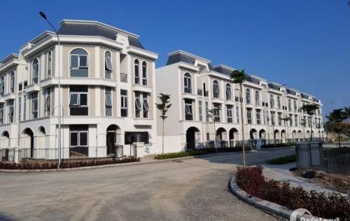 Bán nhà 1 trệt 2 lầu 85m2 MT Nguyễn Văn Tuôi, SHR, trả góp 0% LS