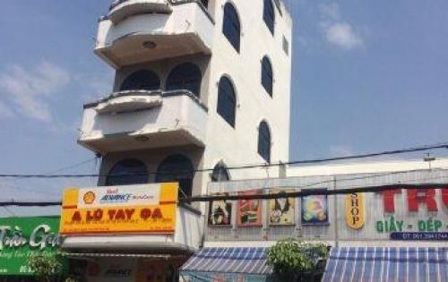 Bán gấp nhà mặt tiền 5 tầng trung tâm thành phố Biên Hòa, tiện cho thuê, kinh doanh, mở văn phòng