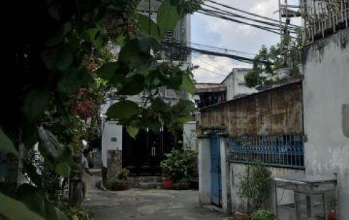 Nhà HXH Chu Văn An, P12, Q. BT. Ngay giao lộ với phan châu trinh giá 4.38 tỷ.