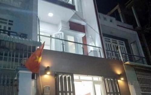 Nhà mới 3 lầu, Hẻm ô tô, 48m2, Nguyễn Văn Đậu, Bình Thạnh, 5.15 tỷ