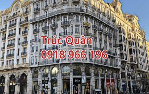 Bán nhà đường Phan Văn Hân, Quận Bình Thạnh ( 6.5m x 19m) 5 tầng. Giá 26 tỷ TL 0918 966 196