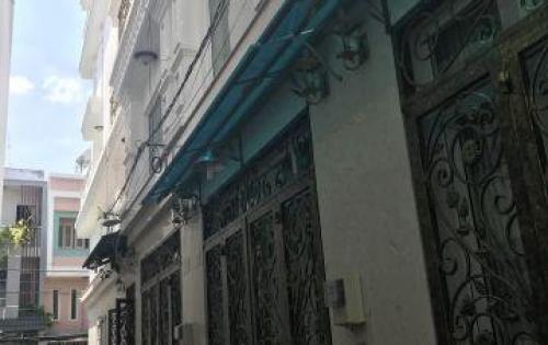 Bán nhà HXH, cách MT 50 đường Hoàng Hoa Thám, p5, phú nhuận. 40m2 giá 6.5 tỷ