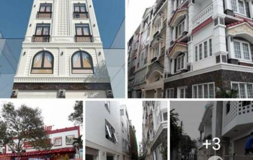 Bán nhà khu nhà phố liền kề tọa lạc tại Nguyễn Xí, P13, Bình Thạnh.