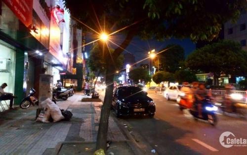 Cho thuê Nhà nguyên căn mặt tiền đường Phan Đăng Lưu, P7, Bình Thạnh.