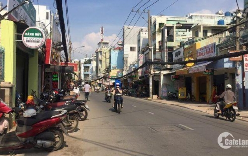 Bán nhà Mt Nguyễn Văn Đậu, Quận Bình Thạnh, DT: 4.3x18m, 89m2, Giá 14.5 tỷ