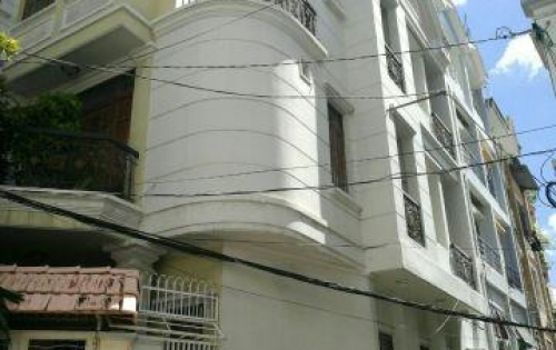 Bán nhà đường Phan Văn Hân, Quận Bình Thạnh ( 6.5m x 19m) 5 tầng. Giá 26 tỷ TL 0919877239